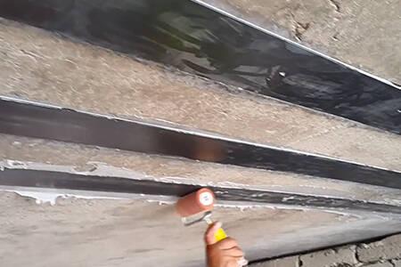 renforcement plat carbone